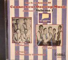CONNECTICUT DOOWOP MUSIC AND MORE - Volume #1 - 28 VA Tracks