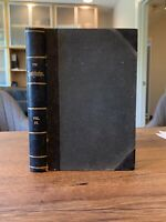 The Contributor *1883* VOLUME 4 M.I.A. of Mormon/LDS 3/4 Leather Junius F Wells