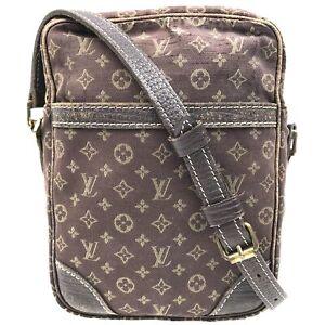 100% authentic Louis Vuitton Monogram Mini Lin Danube M95228 {05-086B}