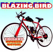 USA SELLER 2018 BLAZING BIRD GAS PETROL MOTOR BIKE 48 49 50 CC SCOOTER MOPED