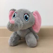 """HTF GREATEST SHOW ON EARTH Lucky  Elephant Plush Barnum Bailey 9"""" Circus AR127"""