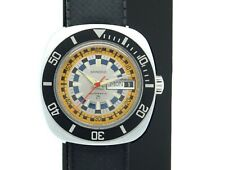 Sandoz Monsoon Diver 1746Z-84-8 Double Date Automatic Men's Watch