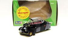 1:18 Revell Messerschmitt KR 200 *IDEE+SPIEL* black NEW bei PREMIUM-MODELCARS