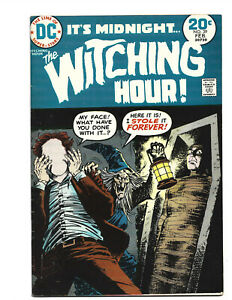 The Witching Hour #39 (2/74) F/VF (7.0) Great Bronze Age Horror!