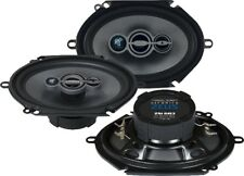"HIFONICS ZEUS ZSi683 6x8"" Lautsprecher 180 Watt PKW oval Boxen Ford Mazda B-Ware"