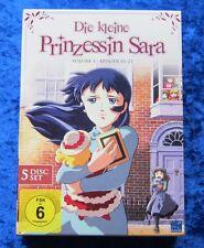 Die kleine Prinzessin Sara Volume 1 Episoden 01 -23, DVD Box Staffel