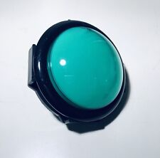 Green Jumbo Illuminated Push Button 100mm Dome For Arcade Games