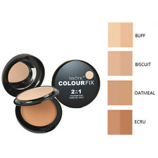 Technic Colour Fix 2 in 1 Foundation Pressed Powder Choose Shadow Tc030 3 Buff