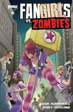 Fanboys Vs. Zombies #6B VF/NM; Boom! | save on shipping - details inside