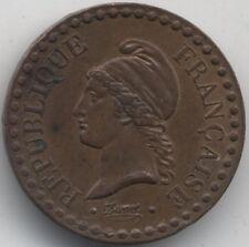 1851 A Francia Seconda Repubblica CENTESIMO *** alta qualità *** Da collezione ***