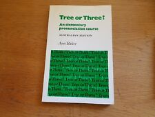 Tree or Three? Australian edition by Ann Baker (Paperback, 1991)