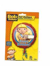 Bob the Builder Happy Birthday 18 inch 27402 Balloon free P & P UK