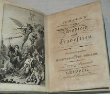 1818 Book of Parodies SIGNED by SHERLOCKIAN BOOKMAN VINCENT STARRETT