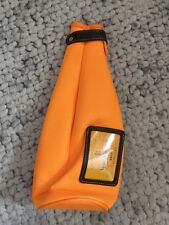 Veuve Clicquot Champagne Brut Orange Insulated ICE SLEEVE Cooler NEW