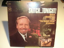 Skitch Tonight Skitch Henderson and the Tonight Show Orchestra  CS 9167  VG / VG