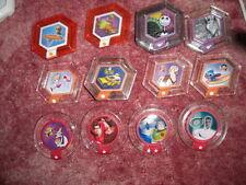 Elegir 6 Disney Infinity Wave 3, 1,2 Discos de alimentación, Inc Rarezas