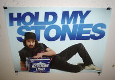 Keystone Beer Poster Keith Stone Actor Poster Hold My Stones Bud Beer Poster