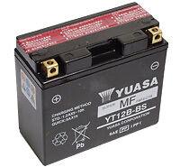 Batterie Moto GILERA 125 Runner VX4T Yuasa YT12B-BS  12v 10Ah
