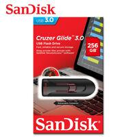 SanDisk CZ600 256GB USB 3.0 Cruzer Glide USB Flash Drive + Tracking#