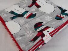 Fleece Cage Liners-Snowmen-Lofts-Cuddle Sacks-Beds-Pee Pads-Hidey-Guinea Pig
