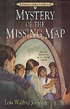 Mystery of the Missing Map (The Adventures of the Northwoods, Book 9), Johnson,