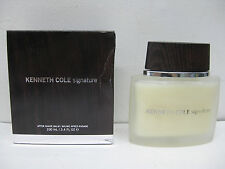 KENNETH COLE SIGNATURE by KENNETH COLE 3.4 oz 100 ml AFTER SHAVE BALM MEN NEW
