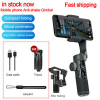 AOCHUAN XR 3-Axis Foldable Handheld Gimbal Stabilizer Bluetooth For IOS Android
