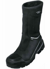 Safety Winter Boots, Pull-on, Uvex Quatro Pro, 8403, Leather, Black Boots, UK 6