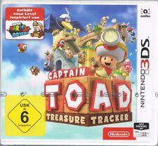 Nintendo 3DS Spiel Captain Toad: Treasure Tracker NEU