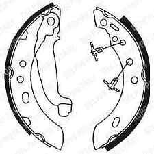 Delphi Rear Brake Shoe Set LS1689 - BRAND NEW - GENUINE - 5 YEAR WARRANTY