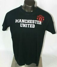 Manchester United Official Merch Men's Graphic T-Shirt Football/Soccer Mens sz M