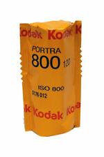 Kodak Portra 800 120 Medium Format Film - fine grain 800 Negative film