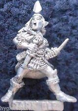 1985 Dark Elf 1101 24 C09 Death Maiden Citadel Elven Drow Warrior Warhammer Army