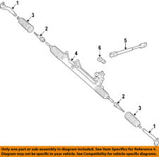 MERCEDES OEM 06-09 R350 Steering Gear-Insulator 1644600029
