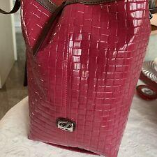 Franceso Biasia Damen Handtaschen Fuchsia
