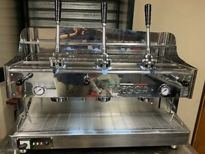 La Reggia Espresso Lever Coffee Maschine , Handhebel Refurbished