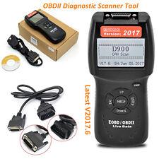 Latest V2017.6 EOBD CAN Car SUV Fault Code Reader OBDII Diagnostic Scanner Tool