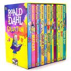 ROALD DAHL Collection - 15 Paperback Book Box Set, No.1 Storyteller Children NEW