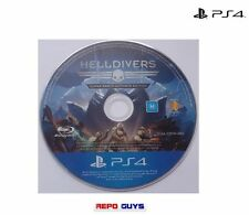 PS4 Hell Divers Super Earth Ultimate Edition For PlayStation 4 PS4: Disc Only