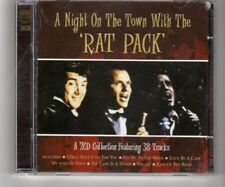 (HQ601) Rat Pack, A Night On The Town with the - 2003 double CD