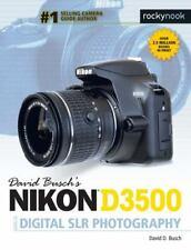 David Busch's Nikon D3500 Guide to Digital SLR Photography [The David Busch Came