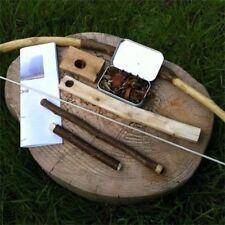 Bow Drill Set, Bushcraft, Survival, Wilderness, Fire Lighting