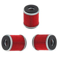 For 2004-2006 Yamaha YFZ450 Oil Filter -(3 pieces)Brand NEW