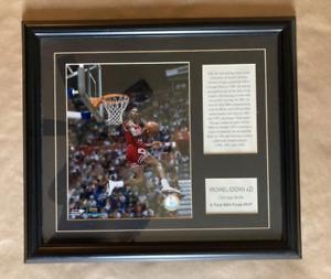 Michael Jordan Framed Collectible