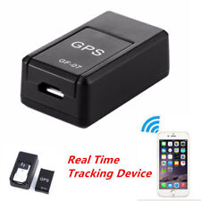 1PC GF-07 Mini Magnetic GPS Locator Car Vehicle Real Time Tracking record Device