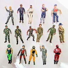 GI Joe Action Figures x16
