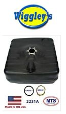 PLASTIC FUEL TANK MTS 2231A FITS 82-91 CHEVY BLAZER AND GMC SUBURBAN 31 GAL