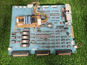 """SNK 1989 """"Beast Busters"""" PCB A9003-1   UNTESTED"""