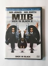 Men In Black Ii Dvd Movie with Will Smith And Tommy Lee Jones.