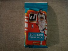 2017-18 Panini Donruss Value Pack 30 cards (packs from fresh box)